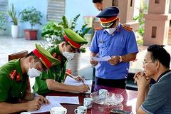 Bắt nguyên chủ tịch, cán bộ địa chính xã ở Nghệ An làm giả hồ sơ đất