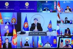 Vietnam called for ASEAN unity, centrality in face of 'increasingly fierce and profound' strategic competition