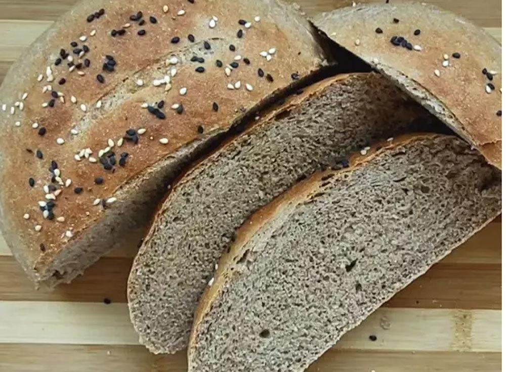 {Cách làm bánh mì nguyên cám}