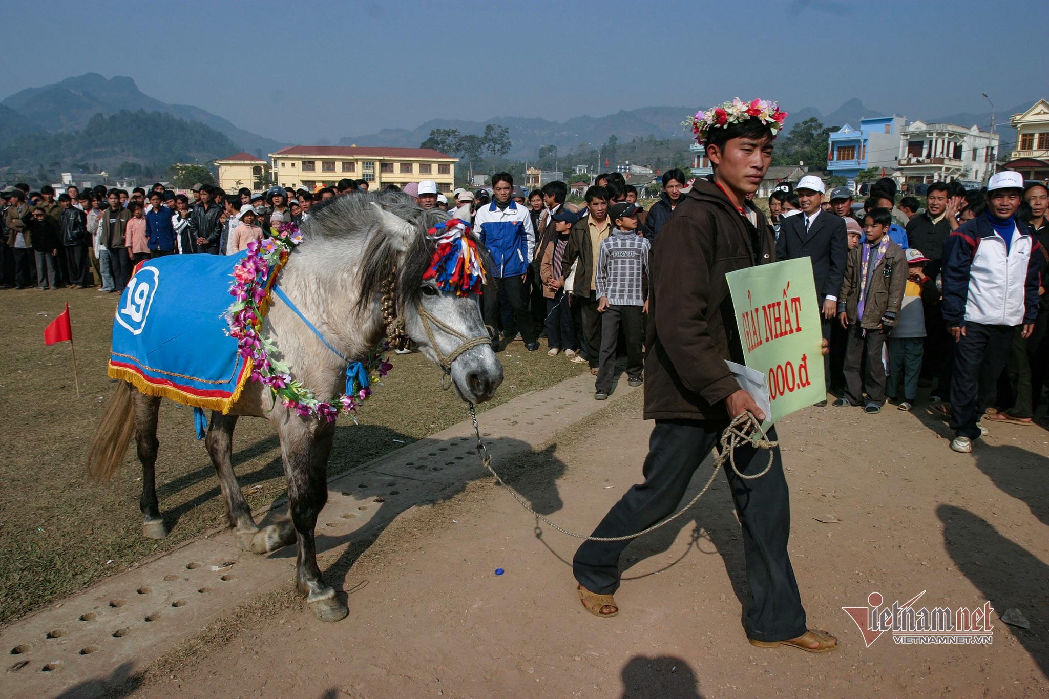 Lễ hội đua ngựa Bắc Hà từ ngày đầu tổ chức đến Di sản Văn hóa - 13