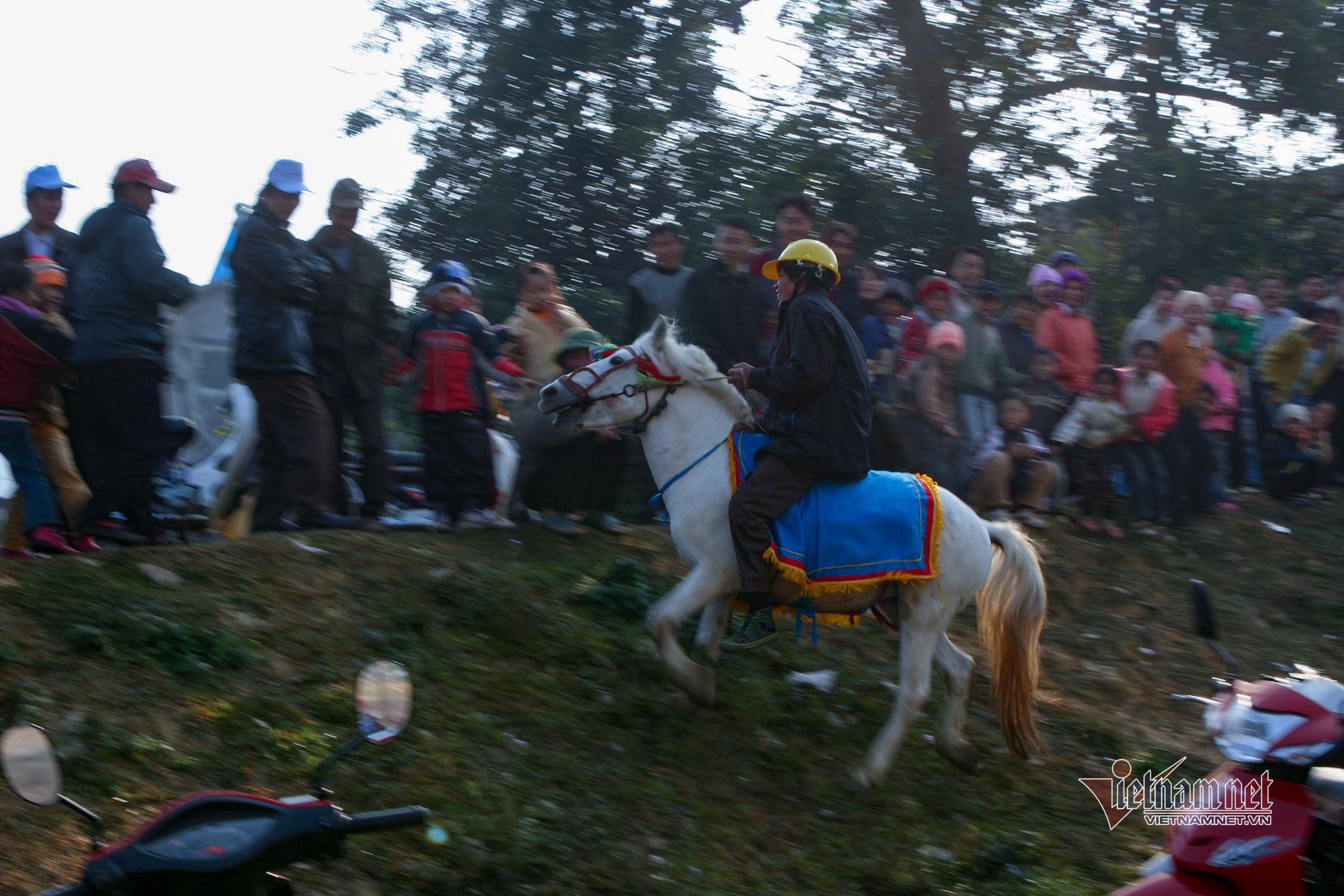 Lễ hội đua ngựa Bắc Hà từ ngày đầu tổ chức đến Di sản Văn hóa - 9