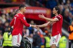 Cavani tuyên bố không ngại cạnh tranh với Ronaldo