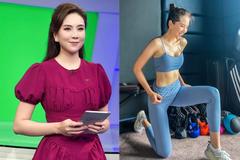 Mai Ngọc thời sự xứng danh 'MC body đẹp nhất VTV'