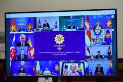 Họp trù bị cho các Hội nghị cấp cao ASEAN và hội nghị cấp cao liên quan: Việt Nam có nhiều đóng góp quan trọng