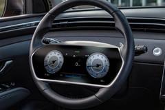 Hyundai nộp bằng sáng chế cho màn hình trên vô lăng
