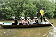 Cuối tuần này, 'vùng xanh' Sài Gòn mở lại tour, đón khách du lịch