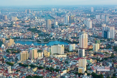 Hanoi plans to turn three rural districts into cities, open horse racing track