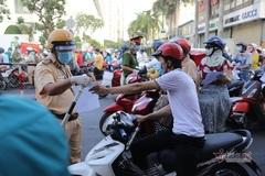 Tây Ninh, Long An thống nhất cho người lao động đi lại với TP.HCM