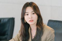 Hình ảnh sành điệu của Song Hye Kyo trong phim mới