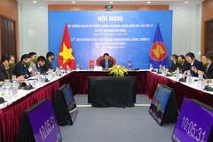 Hội nghị Bộ trưởng ASEAN về phòng, chống tội phạm xuyên quốc gia lần thứ 15 + Trung Quốc