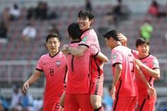 Highlights Hàn Quốc 2-1 Syria: Son Heung-min lập đại công
