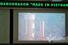 Vệ tinh NanoDragon của Việt Nam hoãn phóng lần 2