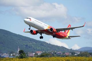 Vietjet mở lại 7 đường bay nội địa từ 10/10