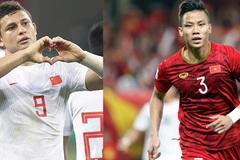 Những điểm nóng trận tuyển Việt Nam đấu Trung Quốc