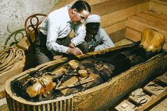 Bí mật chấn động ẩn giấu trong lăng mộ Pharaoh huyền thoại