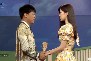 Trung Ruồi, Lương Thanh '11 tháng 5 ngày' bóc mẽ nhau trên truyền hình