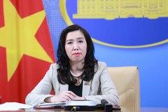 Bộ Ngoại giao lên tiếng về bộ phim 'Quân đội Vương Bài' của Trung Quốc
