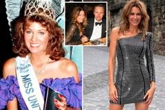 Sắc đẹp của cựu hoa hậu giàu có hơn cả Nữ hoàng Anh