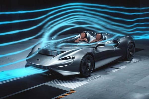 Siêu xe McLaren Elva giá 40 tỷ: Không mui, không kính lái
