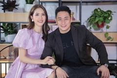 Vợ diễn viên Minh Tiệp lên tiếng về thông tin 'dậy từ 5h sáng bóp chân cho mẹ chồng'