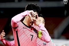 Kết quả vòng loại World Cup 2022 KV châu Á hôm nay: Son Heung-min chói sáng