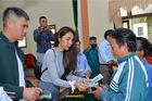 Bộ Công an yêu cầu Nghệ An báo cáo việc cứu trợ của ca sỹ Thủy Tiên
