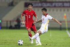 Kết quả bóng đá hôm nay 8/10: Tuyển Việt Nam thua tiếc nuối