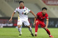Tuyển Việt Nam thua Trung Quốc ở phút 95