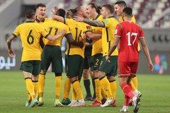 Hạ đẹp Oman, Australia đi vào lịch sử ở vòng loại World Cup