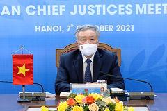 Khai mạc Hội nghị Hội đồng Chánh án các nước ASEAN lần thứ 9