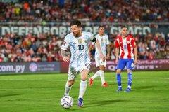 Messi im tiếng, Argentina bị Paraguay cưa điểm