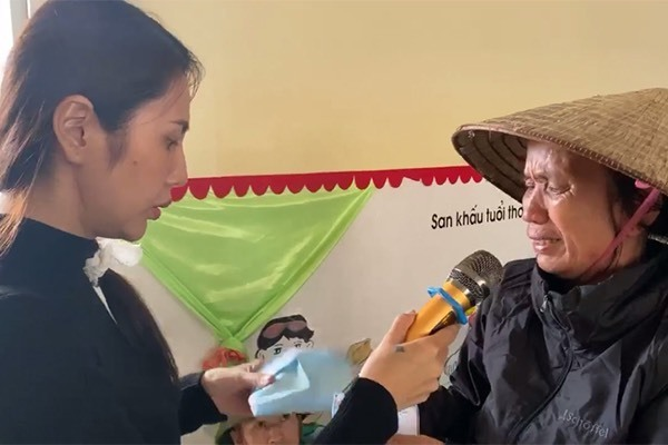 Hà Tĩnh báo cáo kết quả rà soát việc từ thiện của Thủy Tiên