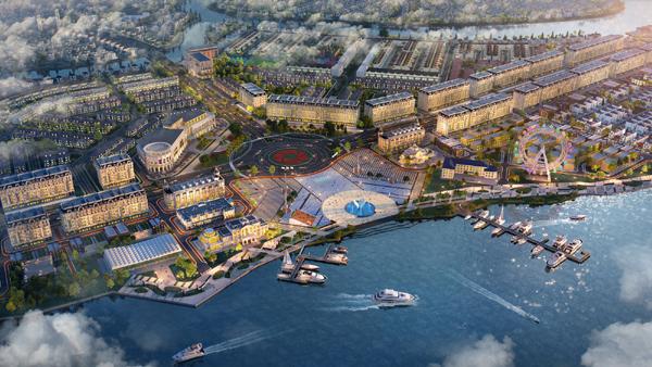 Đảo Phượng Hoàng thoả mãn 'khẩu vị' mới về an cư và đầu tư bất động sản