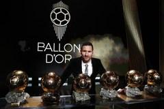 Messi được mở đường giành Quả bóng vàng 2021