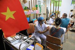 Vietnam hits 50 million mark in COVID-19 vaccine rollout