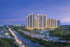 Đại đô thị phía tây Hà Nội thu hút cư dân quốc tế