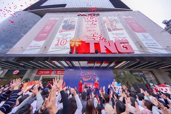 TNG Holdings Vietnam vào top 'Nơi làm việc tốt nhất châu Á 2021'
