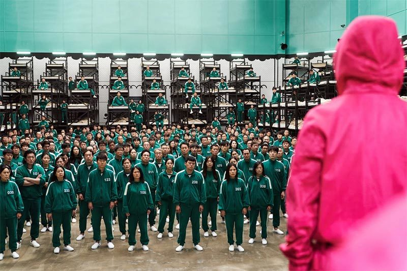 Bất ổn kinh tế hé lộ sau cơn sốt phim Hàn 'Squid Game'