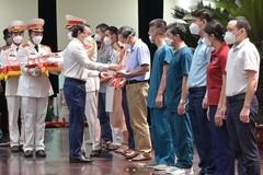 Lời tri ân của Bí thư Nguyễn Văn Nên với lực lượng chi viện cho TP