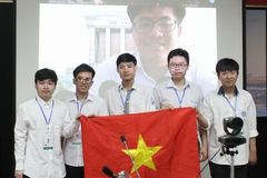 Học sinh đầu tiên ở TP.HCM được thưởng 120 triệu