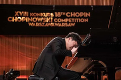 Vietnamese-Polishcontestant goes to next round at the Chopin competition