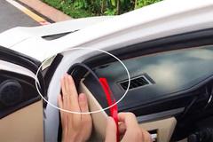 Có nên lắp gioăng cao su chống ồn cho xe hơi?