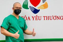 Cái chắp tay của bệnh nhân Covid-19 khiến bác sĩ Hà Nội khó quên