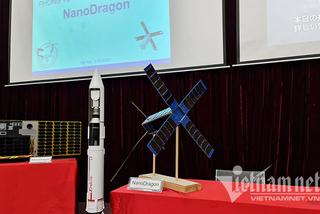 Nhật giải thích lý do vệ tinh NanoDragon của Việt Nam chưa thể phóng lên vũ trụ