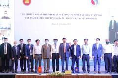 Việt Nam chủ trì Hội nghị Quan chức cấp cao ASEAN về khoáng sản