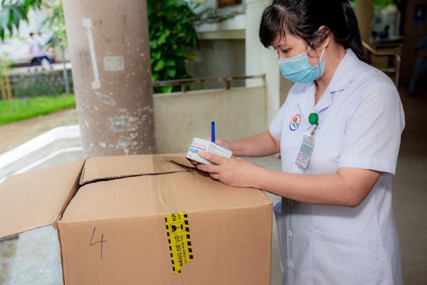 Thêm 1 triệu viên thuốc Molnupiravir thí điểm điều trị Covid-19 tại nhà