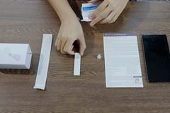 Bác sĩ hướng dẫn 5 bước để test nhanh Covid-19 tại nhà