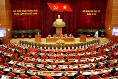 Hội nghị Trung ương 4: Ngăn chặn từ gốc các biểu hiện suy thoái