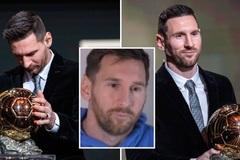 Messi chọn đối thủ tranh Quả bóng vàng, toàn người không thể đua!