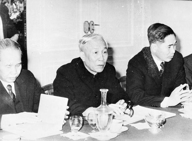 Nhà lãnh đạo có biệt danh 'Sáu Búa' trong ký ức Tướng Vịnh